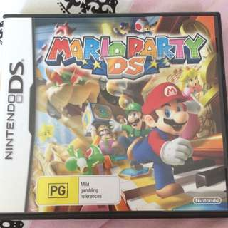 Marion Party DS