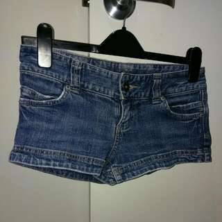 Just Jeans Denim Shorts 8