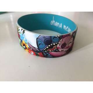 Disney Stitch Hot Topic Wristband