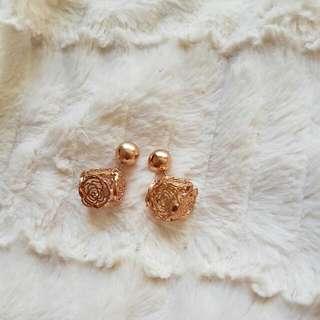 Dior Inspired Earrings