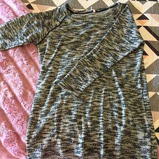 Size Small Staple Long Jumper/dress