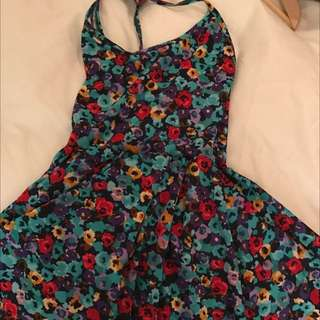 Halter Dress From American Apparel