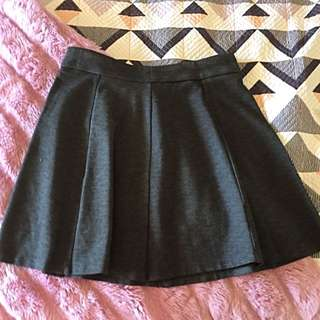 Size 10 Glassons Skirt Grey