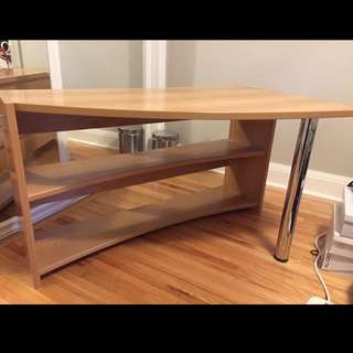 Wooden Finish Desk