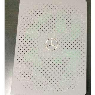 賓士 Mercedes-Benz 2017 記事本(大)