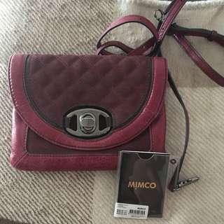 Mimco Heiress Crossbody Bag