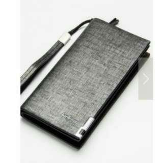 BN Premium Grey Wallet