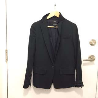 Club Monaco Green Blazer