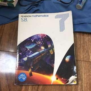 Year 7 Pearson Mathematics S.B
