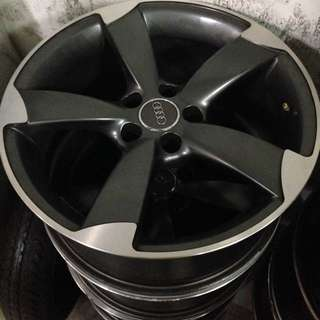 "Audi Original Used Rim 18"" X 8jj"