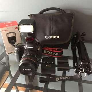 Canon ESO 6D DSLR