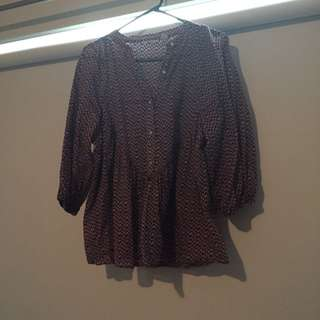 Country Road Blouse