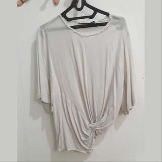 Zara Loose Knot Top
