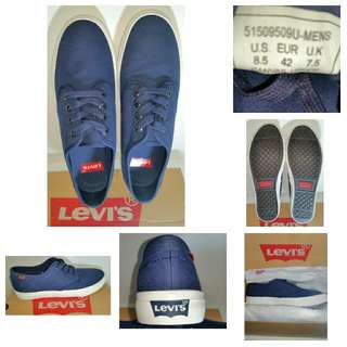 Levis Canvas Shoes From US
