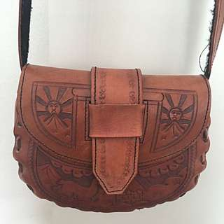 Women's Handbag From South America