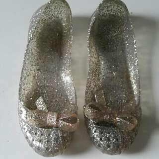 Sepatu Jelly Disney