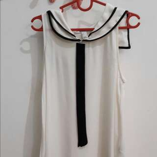 Forever21 Sailor Top