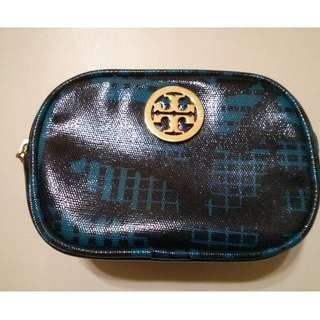 Tory Burch Mack Up Bag 化妝袋 $250