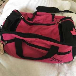 Pink Bloch Dance Bag