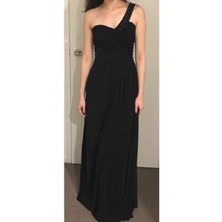 Black Ball Dress (Long)