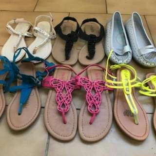 Betts Shoes Pink Sugar No Boys