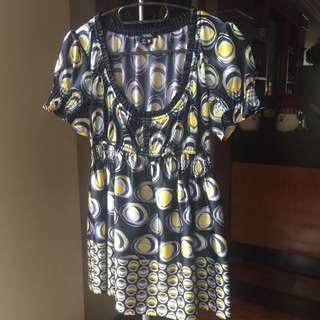 Xoxo blouse