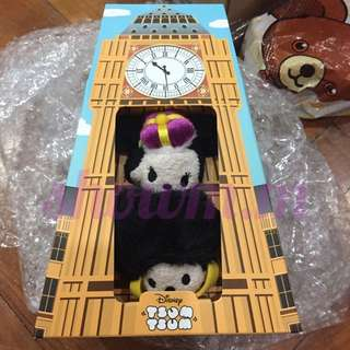 {Instock} Disney City Tsum Tsum London Mickey And Minnie