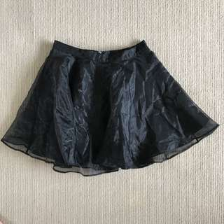 Size US 8 Women's Black Skirt