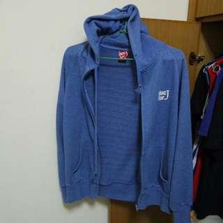 藍色DoctorJ 綿外套