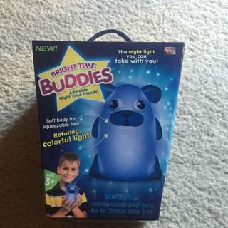 Bright Time Buddies - Night Light For Kids