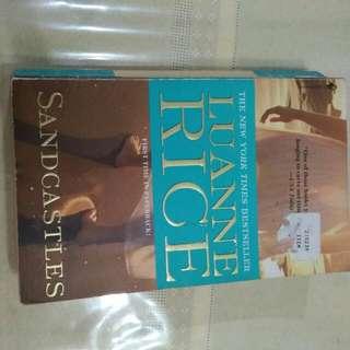 Luanne Rice Sandcastles