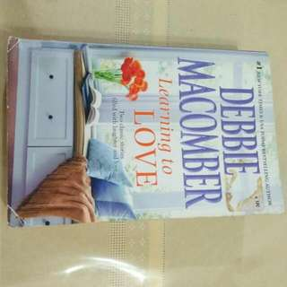 Debbie Macomber Learning To Love