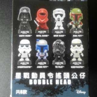 Mystery Star Wars Bobble Head Figurinh