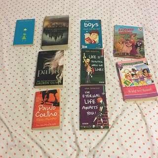 $5 Books Each