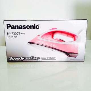 Brand New Steam Iron Panasonic