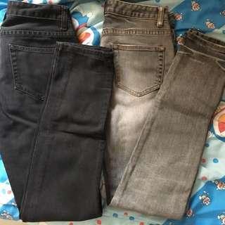 Izzue Collection牛仔褲