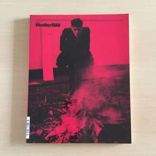 WeatherMAN Issue 1