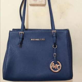 MK Bag Navy (II)
