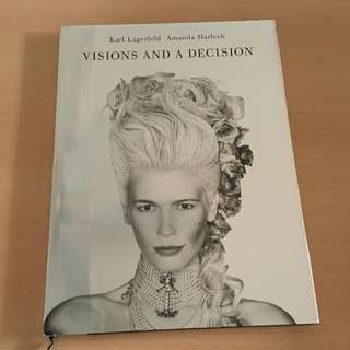 Visions And A Decision - Lagerfeld/Harlech