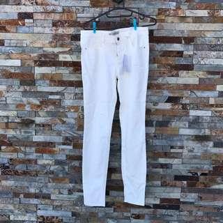 ZARA 白色長褲 全新
