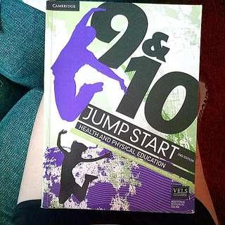 9 & 10 Jump-start Health & Physical Education
