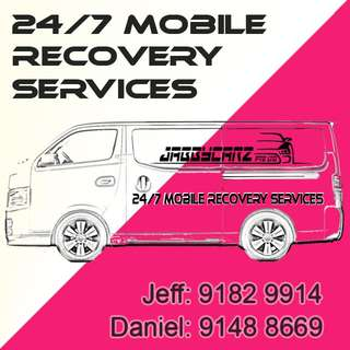TYRE RECOVERY