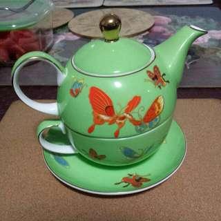 T2 Teapot Set