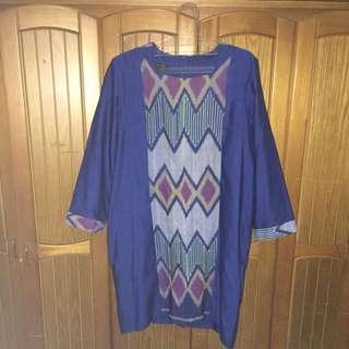Tenun Dress (fit to XL)