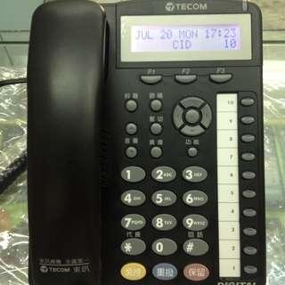 Since1995--東訊SD-7710E顯示話機--