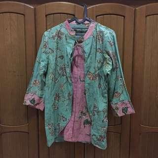 Blus Batik (fit to XL)