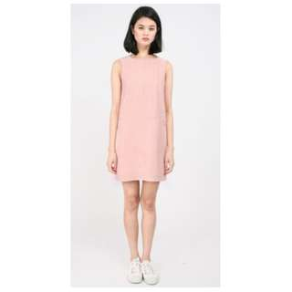 BNWT Runway Bandits RWB MERELLE DRESS (Peach) Size M