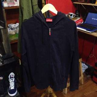 Supreme Zip Hoodie Jacket 2nd