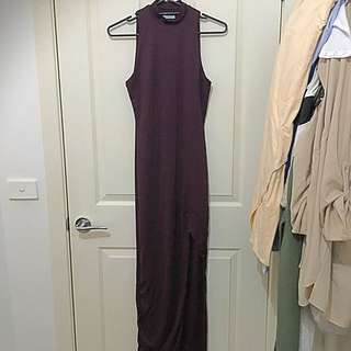 Kookai High Turtle Neck Maxi