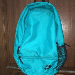 Nike Aqua blue Backpack